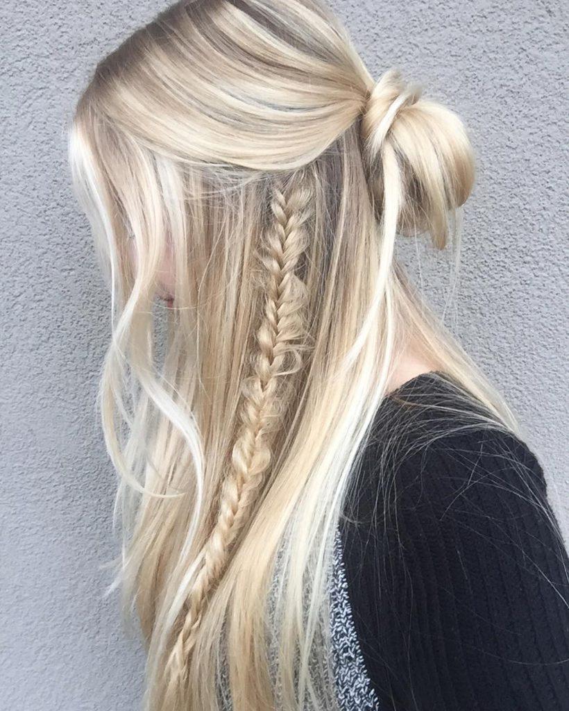Hoe verzorg je blond haar op een goede manier?