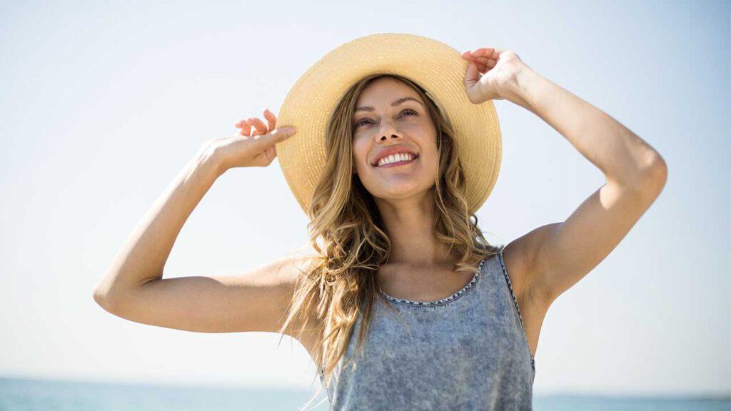 Kus de zomer voorbij! Hoe houd je de huid gezond na het zonnen?